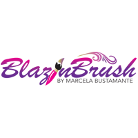 Blazin Brush by Marcela Bustamante