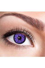 Fun Lenses Purple Monster