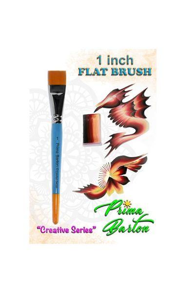 Prima Barton Flat Brush 1 Inch