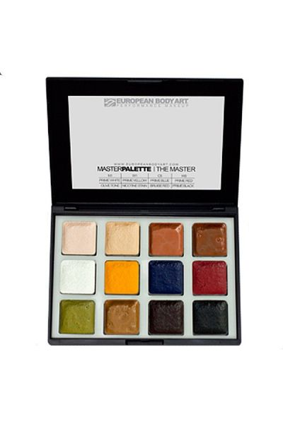 Encore Alcohol Schmink Master Palette The Master