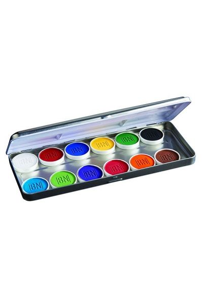 Ben Nye Magicake 12 Colors Palette Basic