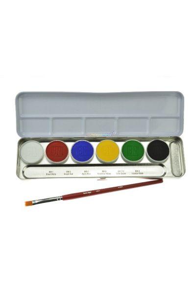Ben Nye Magicake 6 Colors Palette