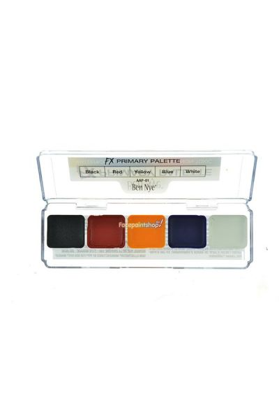 Ben Nye Primary Alcohol-Base Palette