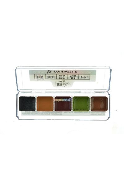 Ben Nye Tooth Alcohol-Based Palette