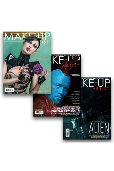 Make Up Artist 126  June/July 2017