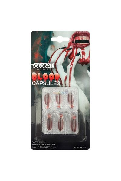 Global Bloed Capsules