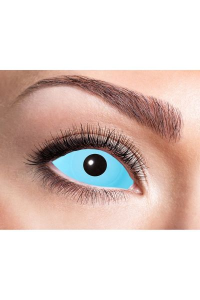 Sclera Party Fun Lenses Blue Eye 22mm