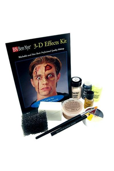 Ben Nye 3-D Effects Special FX Kit