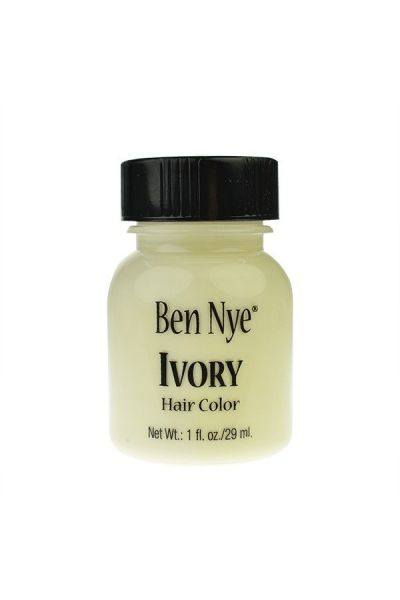 Ben Nye Hair Color Ivory 29ml.