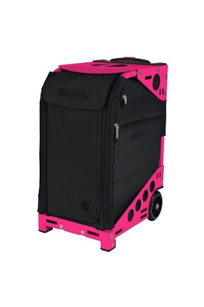 Zuca Pro Artist Oxford/Neon Pink