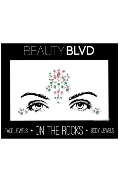 Face Jewels*On the Rocks*Body Jewels 01
