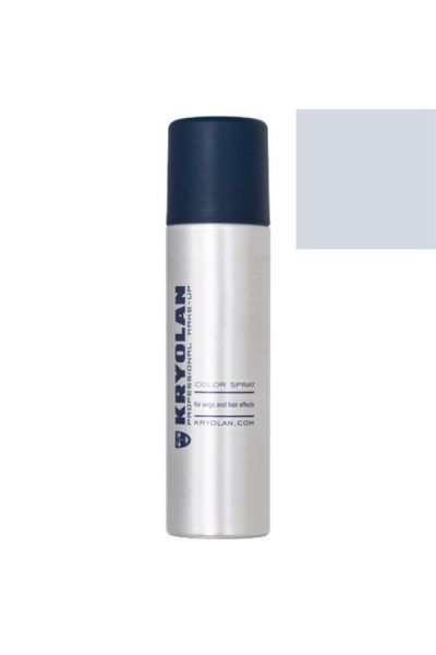 Kryolan Haar Color Spray D20 White
