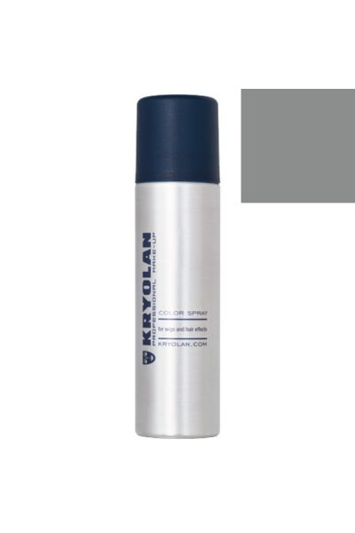 Kryolan Haar Color Spray D21 Silver