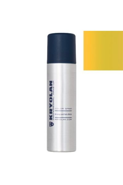 Kryolan Haar Color Spray D23 Gold