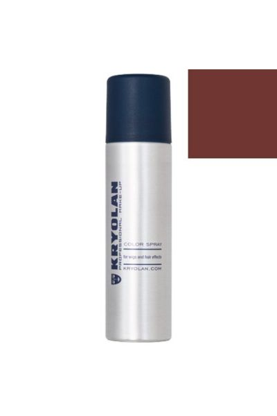 Kryolan Haar Color Spray D27 Decktizian Opaque Titian