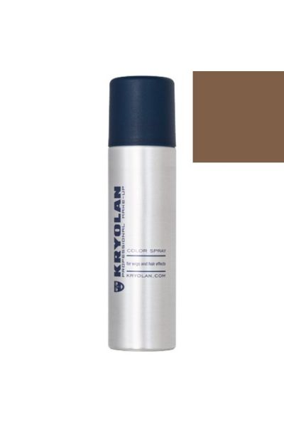 Kryolan Haar Color Spray D22 Knupfer