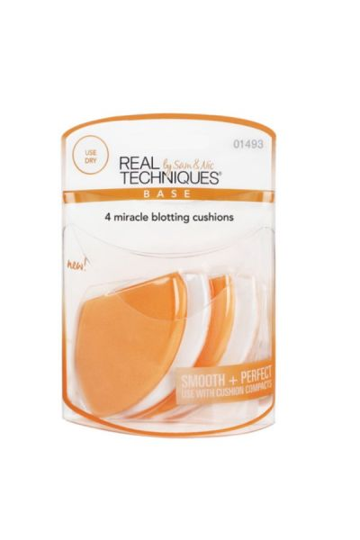 Real Techniques Blotting Miracle Cushions