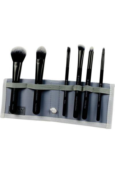 Classic Starter Face Makeup Brush Set 7 Delig