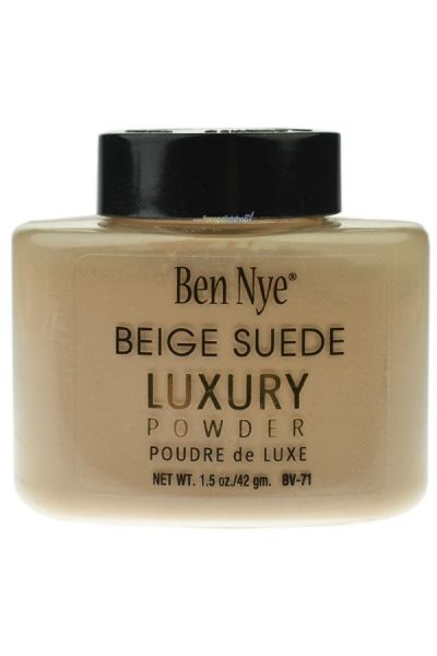 Ben Nye Banana Luxury Beige Suede Powder 42gr
