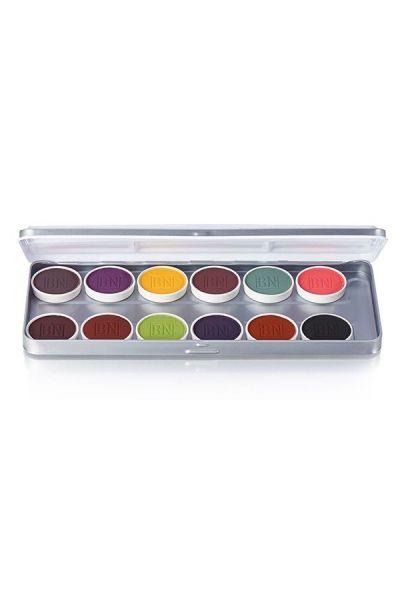 Ben Nye Magicake 12 Colors Palette Fx