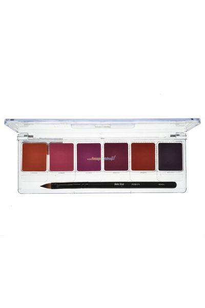 Ben Nye Lip Colour Palette 3