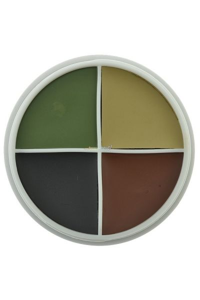 Ben Nye Creme Color Wheel Camouflage 14gr.