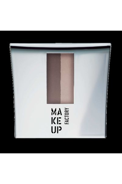 Make Up Factory Eye Brow Powder Ash Brown
