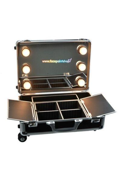 Visagie Koffer Met Licht