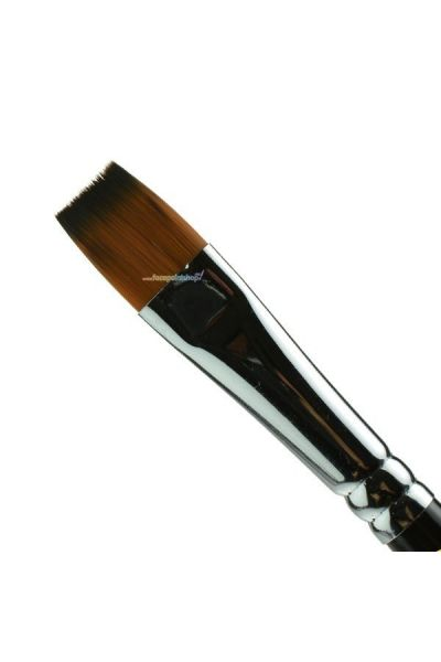 Marcela Bustamante Blazin Brush Flat 1/2""