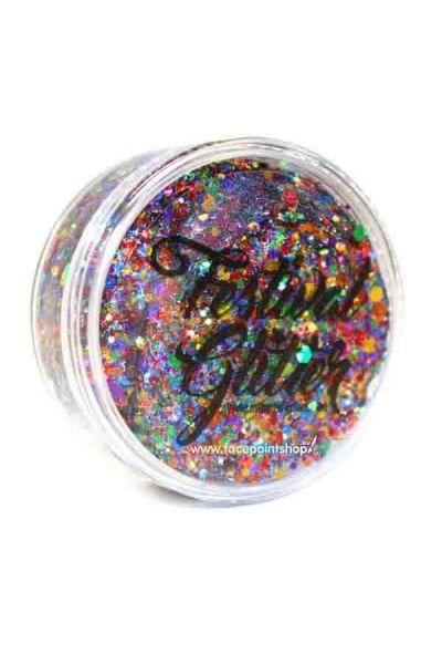 Festival Glitter Rainbow Pride