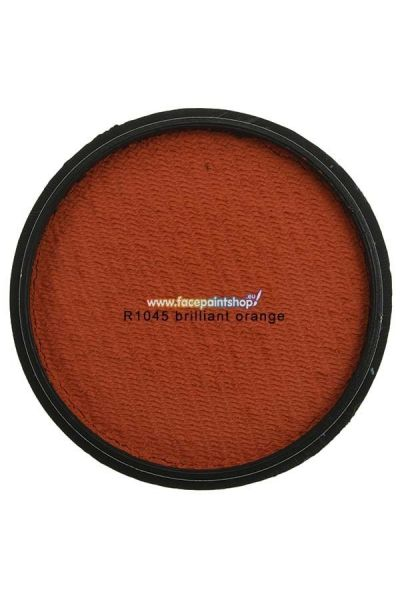 Diamond FX Facepaint R1045 Brillant Orange Refill
