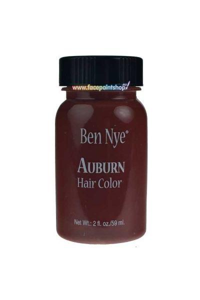 Ben Nye Hair Color Auburn