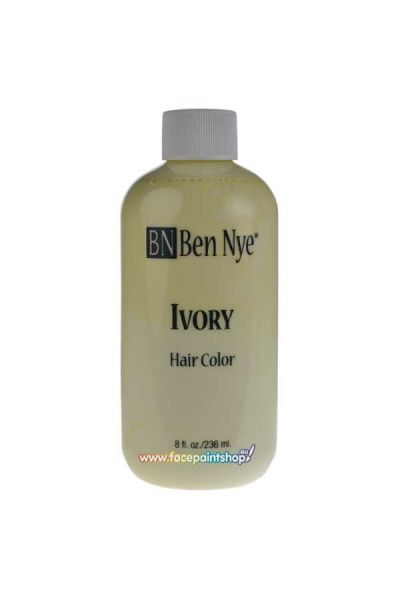 Ben Nye Hair Color Ivory 236ml
