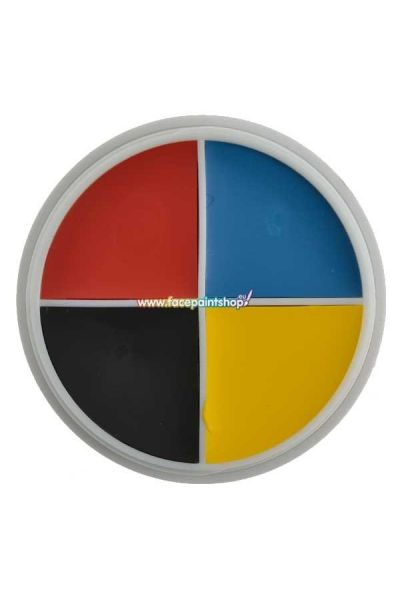 Ben Nye Creme Wheel Clown