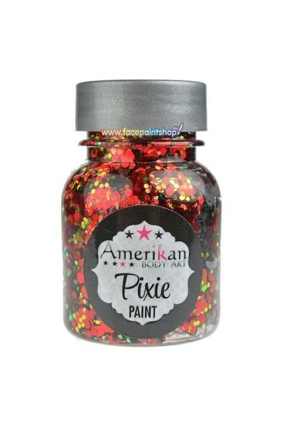 Amerikan Pixie Paint Drop Dead Red 28gr