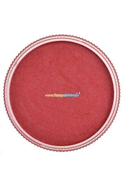 Diamond Fx Facepaint Metallic Red 45gr