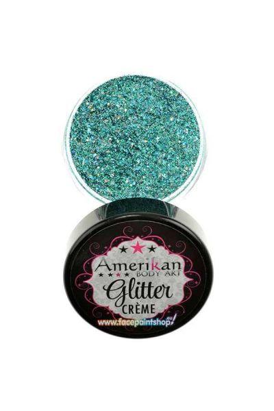 Amerikan Body Art Glitter Créme Neptune 30gr