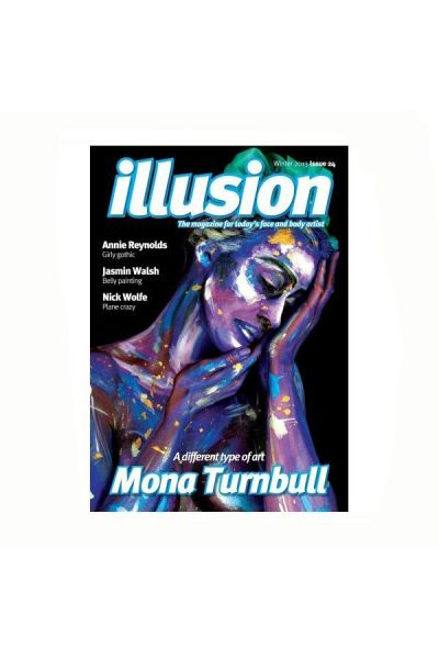 Illusion Magazine issue 24  WInter 2013