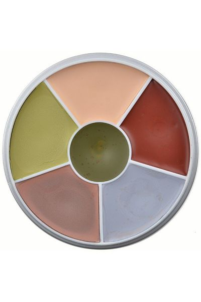 Kryolan Rainbow Circle Supracolor Death