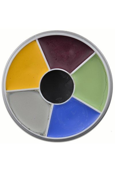 Kryolan Rainbow Circle Supracolor Monster
