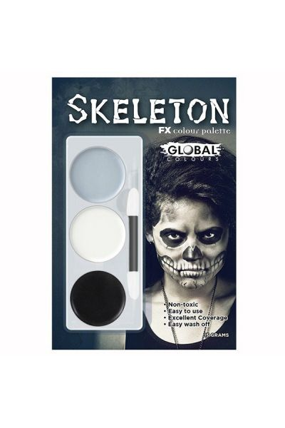 Global Skeleton Fx kleuren palette