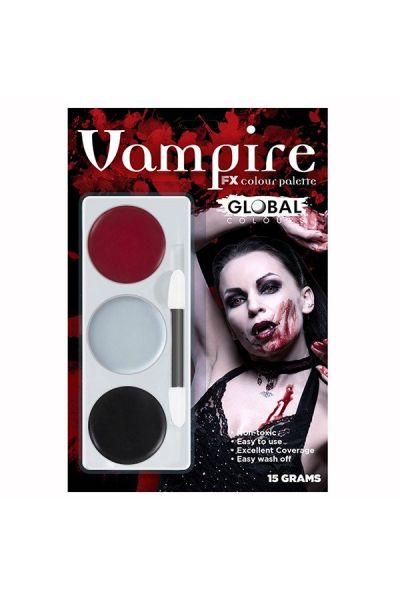 Global Vampire Fx kleuren palette