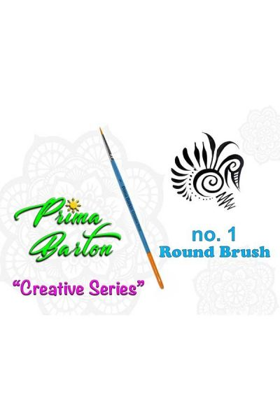 Prima Barton Rond Brush 1