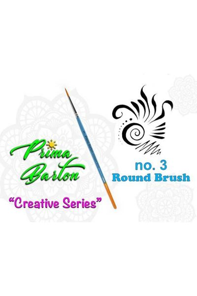 Prima Barton Rond Brush 3