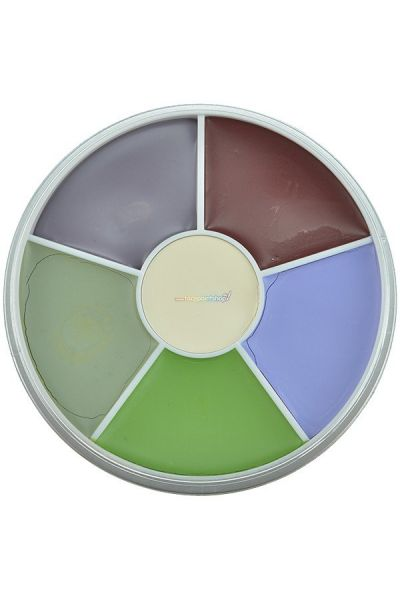 Kryolan Rainbow Circle Supra Color Creature Feature