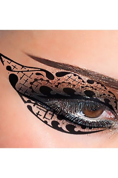 Extreme Beauty Lace Stencil