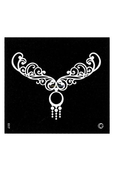 Glimmer HD Tattoo Medium (Charm Necklace)