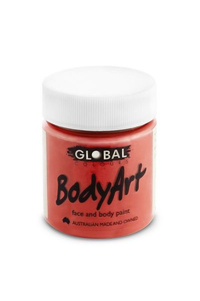 Global Bodyart Brilliant Red