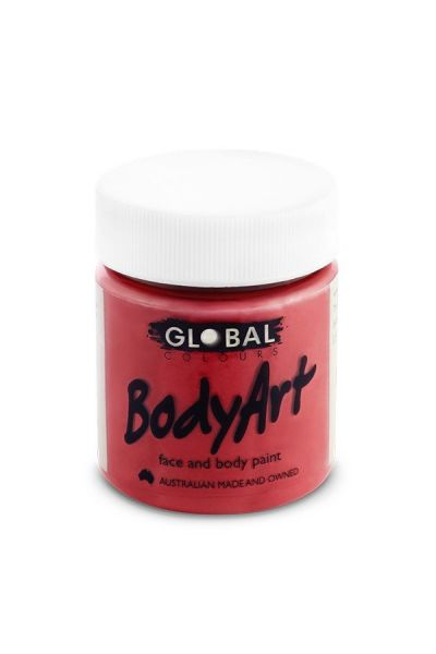 Global Bodyart Deep Red