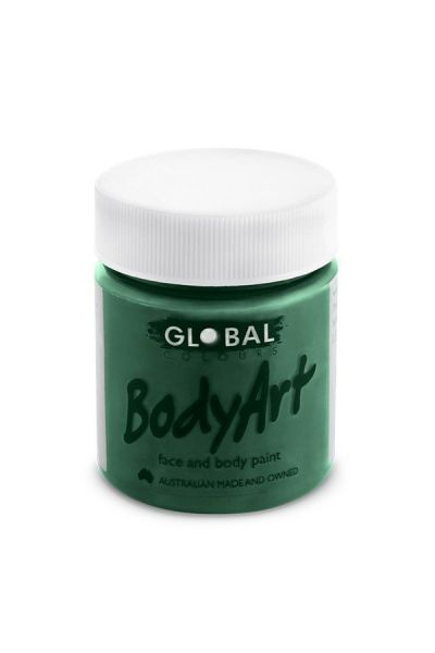 Global Bodyart Deep Green
